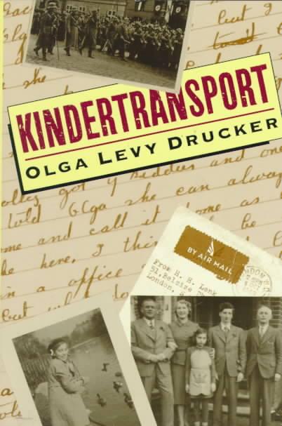 Kindertransport By Drucker, Olga Levy